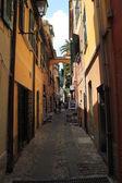 портофино улица — Стоковое фото