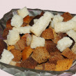 Stock Photo: Vase with croutons