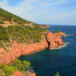 Stock Photo: Esterel Massif France