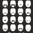 Royalty-Free Stock Vector Image: Movember 2012 - Носи усы!