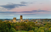Durham Cathedral in Autumn. — Stock Photo