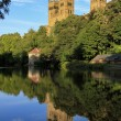 Durham Cathedral in Autumn. — Stock Photo #13272175