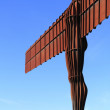 Lookin Up,Angel Of the North — Stock Photo #13272462