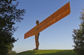 Angel Of the North — Stock Photo