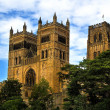 Stock Photo: Durham Cathedral Towers