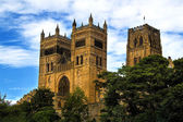 Durham Cathedral Towers — Stock Photo