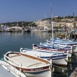 Foto Stock: Cassis harbour
