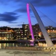 Millennium Bridge — Stock Photo