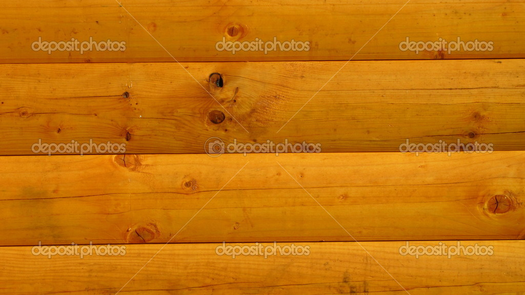 Wood plank yellow texture background   Stock Photo #14145384
