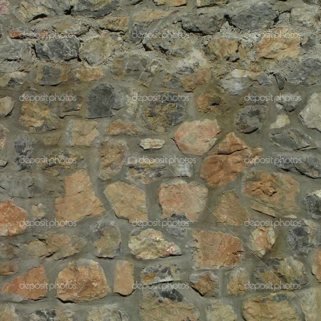 Old stone wall texture — Stock Photo #17595511