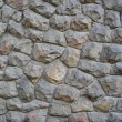 Background - large area of stone wall texture — Stock Photo #19413147