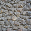 Background - large area of stone wall texture — Stock Photo
