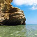 Sandstone cliff — Stock Photo #22807504
