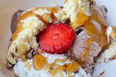 Crème glacée — Photo