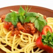 Spaghetti Bolognese 3 — Stock Photo