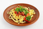 Spaghetti Bolognese 2 — Stock Photo