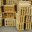 Wooden crates — Stock Photo #32761129