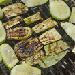 Fresh aubergine roast tasty — ストック写真 #26456951
