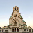 The St. Alexander Nevsky Cathedral  — Stock Photo