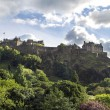 Edinburgh Castle — Stock Photo #13255284