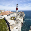 Stock Photo: Scenic lighthouse Gibraltar