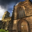 Church of the Holy Rude, Stirling Scotland — Stock Photo