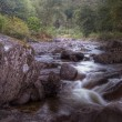 River Rapids, Scotland — Stock Photo