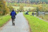 Scottish Loch Scene — Stock Photo