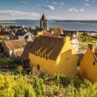 Beautiful Seaside View in Culross — Stock Photo #14986709