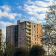 Council Flats — Stock Photo