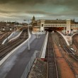 Stirling Train Station — Stock Photo