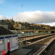 Stirling train station — Stock Photo #21004233