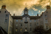 Psychiatric hospital in Scotland — Stock Photo