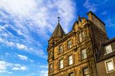 Victorian building — Stockfoto