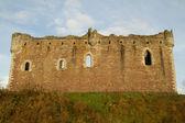 Doune castle — Stockfoto