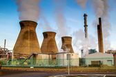 Elektriciteitscentrale — Stockfoto