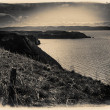Stock Photo: Coastline Isle Of Skye