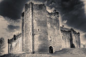 Castle Close View — Stock Photo