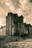 Scottish Castle — Stock Photo