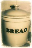 Caixa de pão abstrata — Fotografia Stock