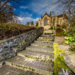 Stairs to a Church — Stock Photo