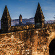 Stirling Bridge and Wallace Monument — Stock Photo #24575103