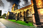 The Church of the Holy rule in Stirling Scotland — Stock Photo