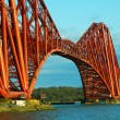 Stock Photo: Forth Rail Bridge
