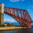 Stock Photo: Forth Rail Bridge in Scotland