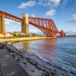 Stock Photo: River Forth in Scotland