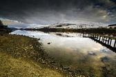 Dramatic Loch in Scotland — Stock Photo