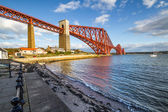 The River Forth in Scotland — Stock Photo