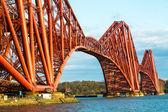 Colpo del ponte indietro in scozia — Foto Stock