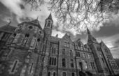 Dramatic monastery in Scotland — Stock Photo